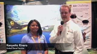 RS Expo Interview -- Kenyetta Rivera (United Parcel Service)