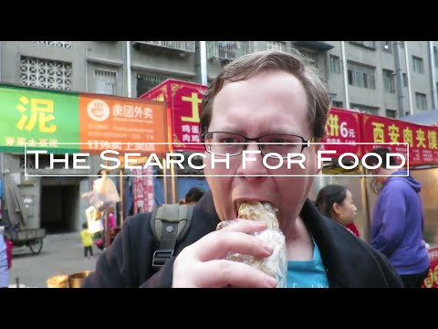 Chengdu Vlog: Working & Searching For Food