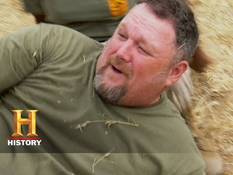 Only In America with Larry the Cable Guy - Below the Black Belt | History