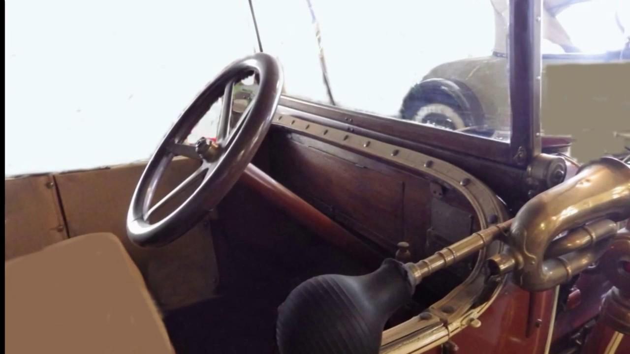 1908 De Dion Bouton Roadster