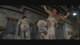 final fight scene from the legend of the drunken master part 2