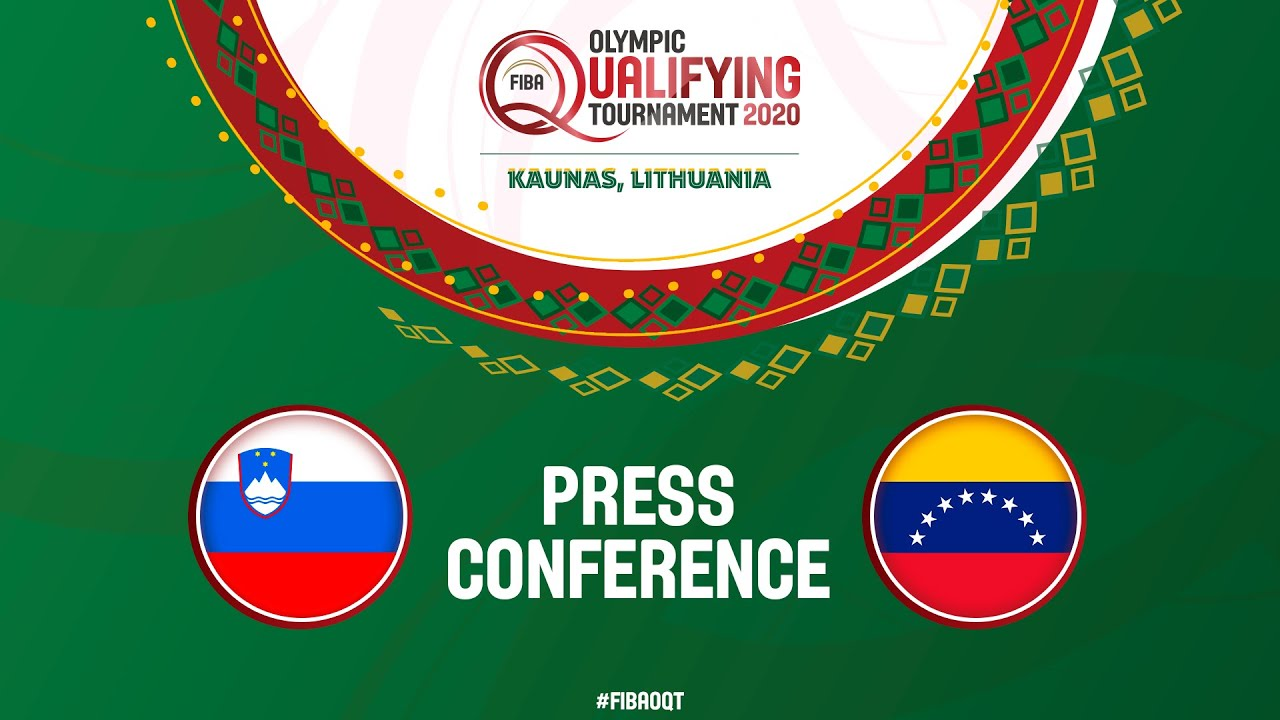 Slovenia v Venezuela Semi Final - Press Conference
