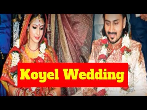 Koyel Weading Video - Bengali Actress Koyel Mallick Weading With Rane