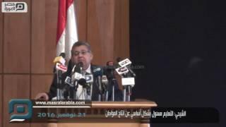 مصر العربية |  الشيحي: التعليم مسئول بشكل أساسي عن انتاج المواطن