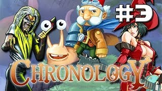 Chronology - Part 3 - The heavy metal snail