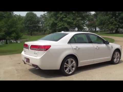 HD VIDEO 2012 LINCOLN MKZ SPORT PKG FOR SALE SEE WWW SUNSETMOTORS COM
