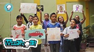 """""""Dibujos para niños en el Reclusorio"""""""
