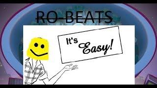ROBLOX-Ro-Beats (A-E-I-U-E-O)