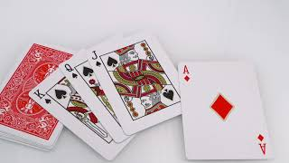Video: Bicycle Red Legacy Masters Playing Cards