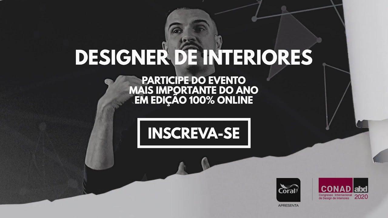 Constrular Apoia Evento De Designers De Interiores Youtube