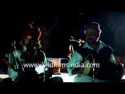 'Deta jai jo re dilda' by folk musicians of Gujarat