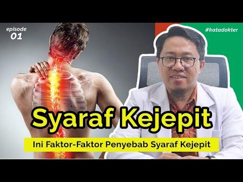 Nyeri Syaraf Kejepit / Saraf Terjepit Jangan Takut Tindakan Endoscopy.