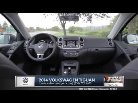 2014 VW Tiguan Walk-around | Tom Wood VW of Carmel & Indianapolis, IN