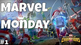 Marvel Monday #1  l  Marvel Contest Of Champions