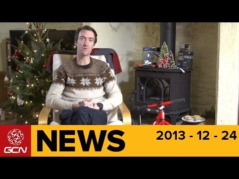 Nairo Quintana, Tour Down Under And Lance Armstrong - GCN Cycling News Show Christmas Special Ep. 52