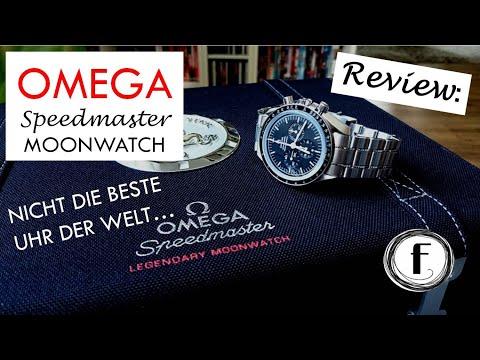 """NICHT DIE BESTE UHR DER WELT / Omega Speedmaster Professional """"Moonwatch"""" / Review / Deutsch"""