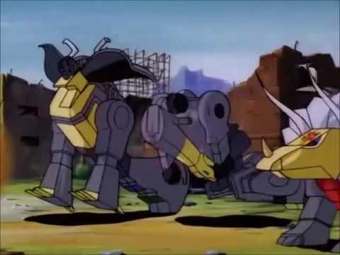 Transformers G1 Latino : La Debilidad De Los Dinobots