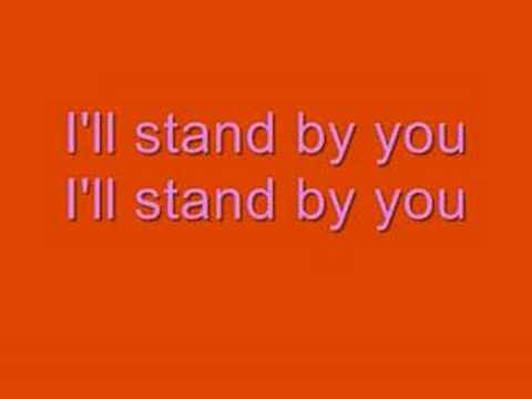 I'll Stand by You - Wikipedia