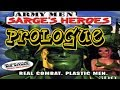 Army Men Sarge's Heroes - Prologue