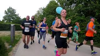 ING marathon Luxembourg 2018 inside the run