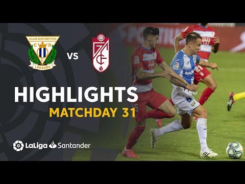 Leganes Granada Goals And Highlights