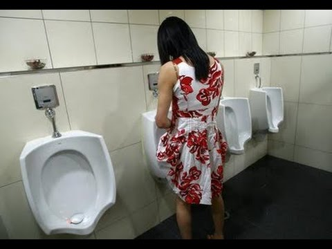 Urinals To Be Installed In Womens Restrooms  YouTube
