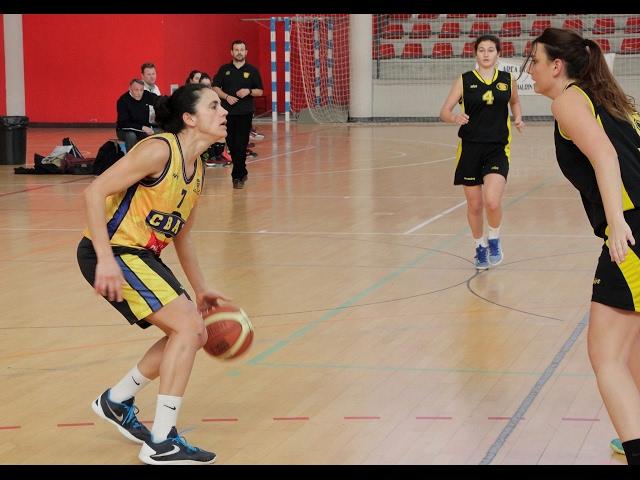 Baloncesto femenino: Primera Nacional