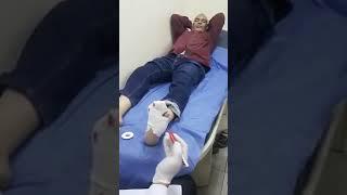 الغيارات الحديثة لعلاج قرح القدم السكرى
