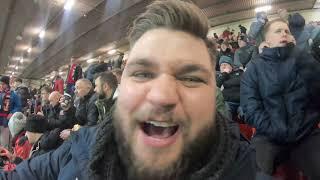 Sick of Ashley Young! United 2-2 Burnley Vlog