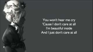 Kerli - Beautiful Inside (Lyrics)