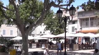 Villeneuve Lez Avignon - La provence côté Languedoc