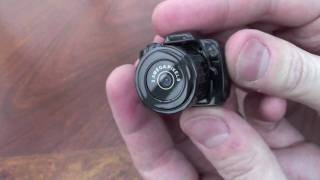 Y3000 - The Smallest 720p Camcorder In The World (REVIEW)(A review of the Y3000 HD Mini camera. *THIS IS A VIDEO FROM APRIL 2011* BUY ONE BELOW (For full List - CLICK SHOW MORE)......but if I were you I'd ..., 2011-04-16T18:01:53.000Z)