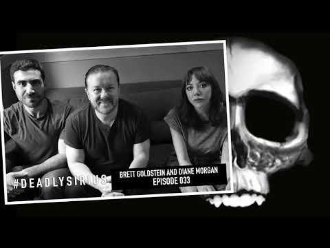 RICKY GERVAIS IS DEADLY SIRIUS #033