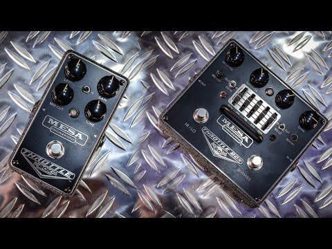 Mesa Boogie Throttle Box & Throttle Box EQ - IN DEPTH Review
