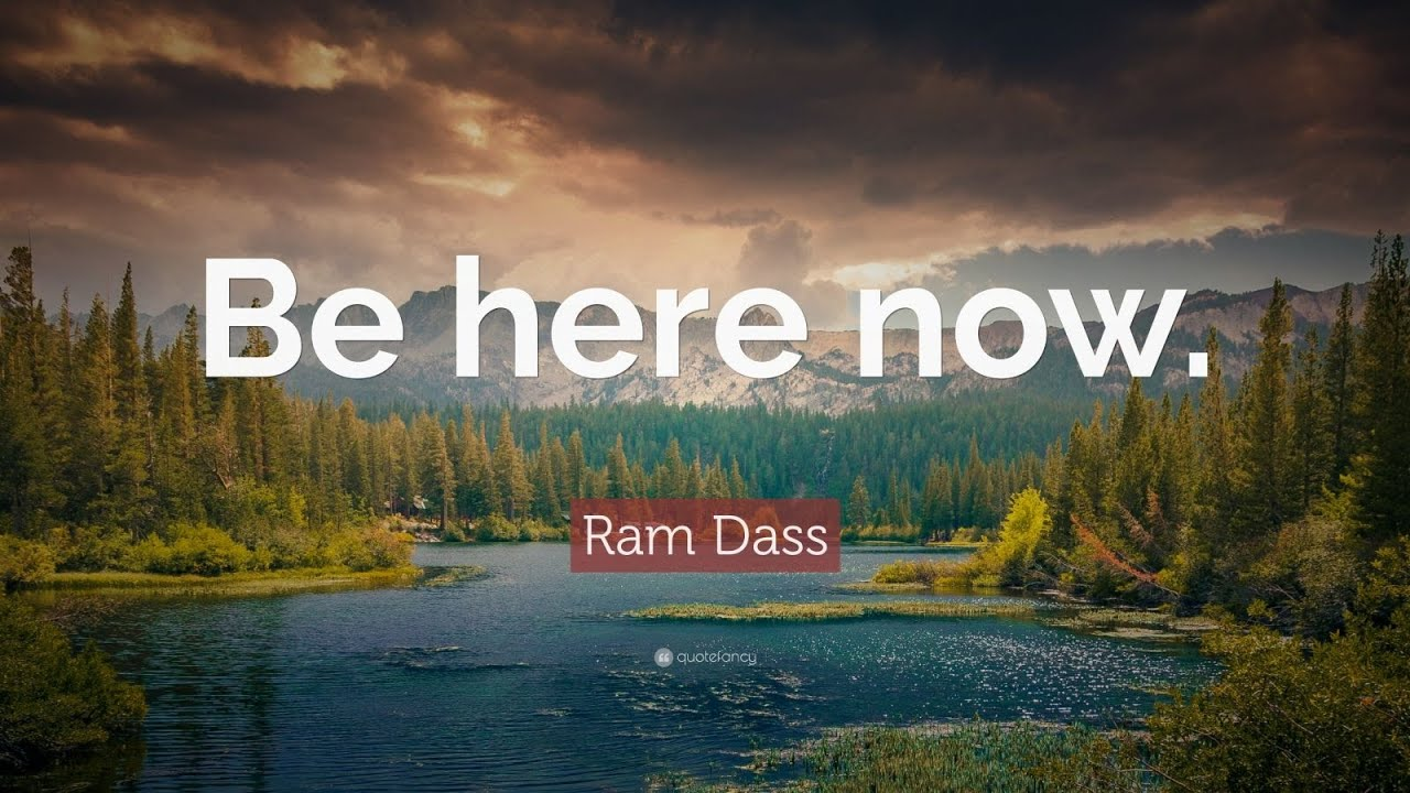Top 20 Ram Dass Quotes Youtube