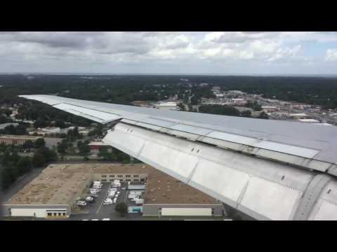 Bumpy Norfolk, VA. Landing