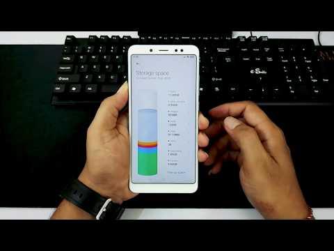 New update !!! MIUI 12 Nusantara Edition Android 10 Q   Redmi 5 Plus.