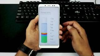 Cara Update MIUI 12 Xiaomi Redmi Note 5 Pro
