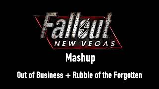 Fallout: New Vegas OST Mashup - Out of Business + Rubble of the Forgotten (AKA Doc Mitchell's Theme)