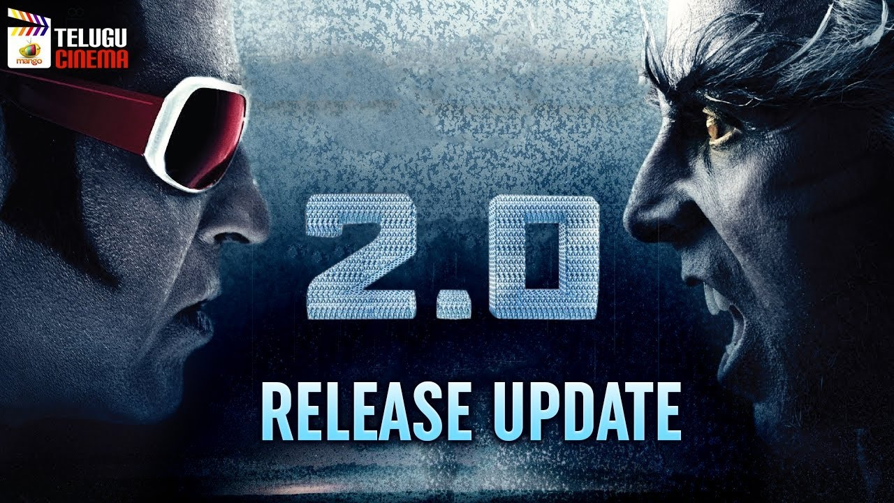 Robo 2.0 Movie Release Update | Rajinikanth | Akshay Kumar | Amy ...
