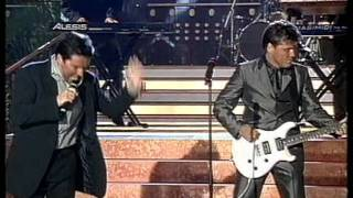Modern Talking - Brother Louie ( New Version) . / ZDF. Show Palast 18.04.1999 /