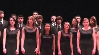Hushabye Mountain-HHS Senior Showcase Halls High Concert Choir
