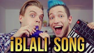 Mein SONG mit iBlali feat Toni Pirosa und Nia