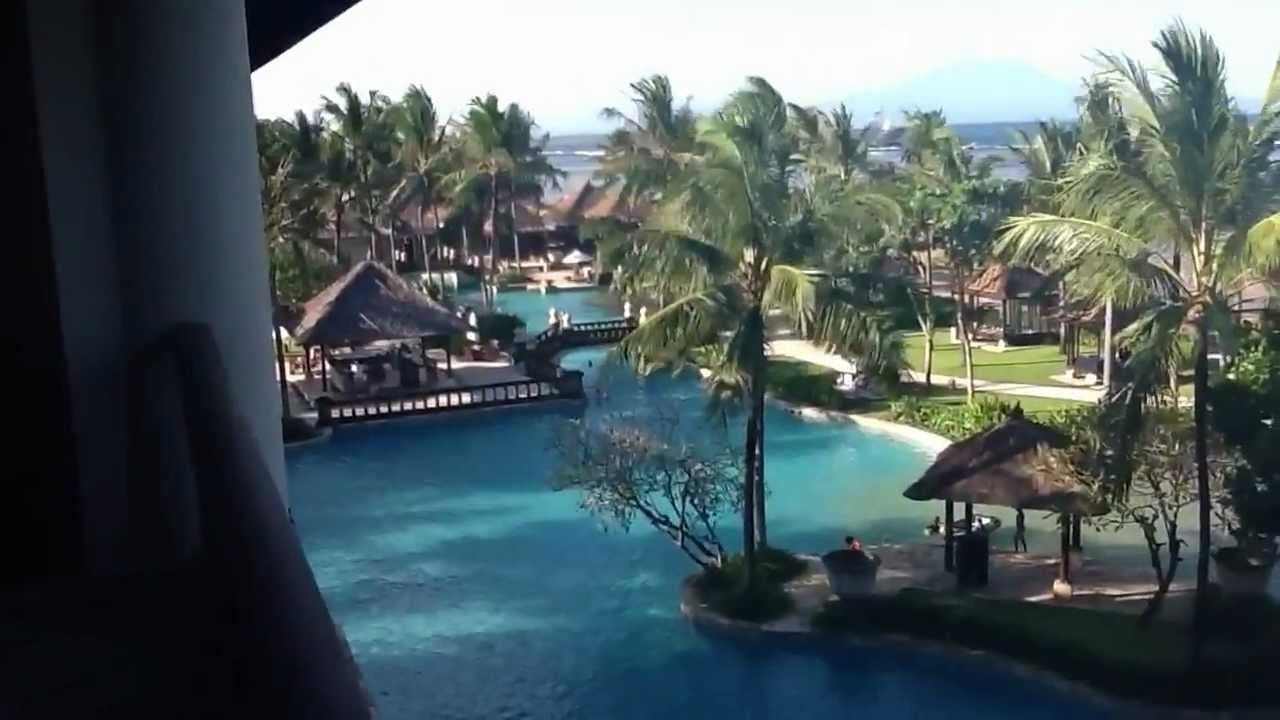 Conrad Bali Resort Spa Ocean Front Suite With Private Pool Hd