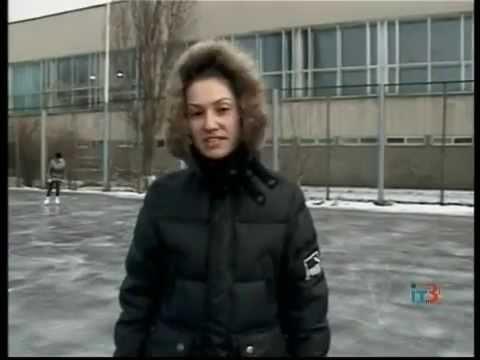 Каток в Ильичёвске