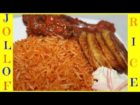 How to Make Nigerian Jollof Rice | How to Cook Jollof Rice | Party Jollof Rice | Yummieliciouz Food