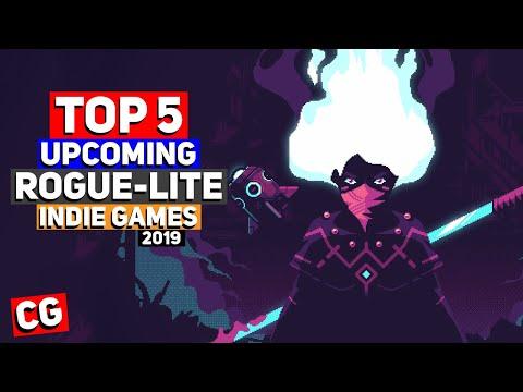 Top 5 Best Upcoming Rogue-lite / Rogue-like Platformer Indie Games 2019