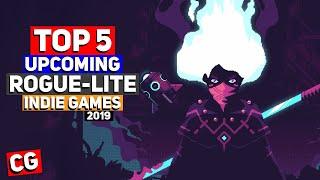Top 5 Best Upcoming Rogue-lite Platformer Indie Games - March 2019