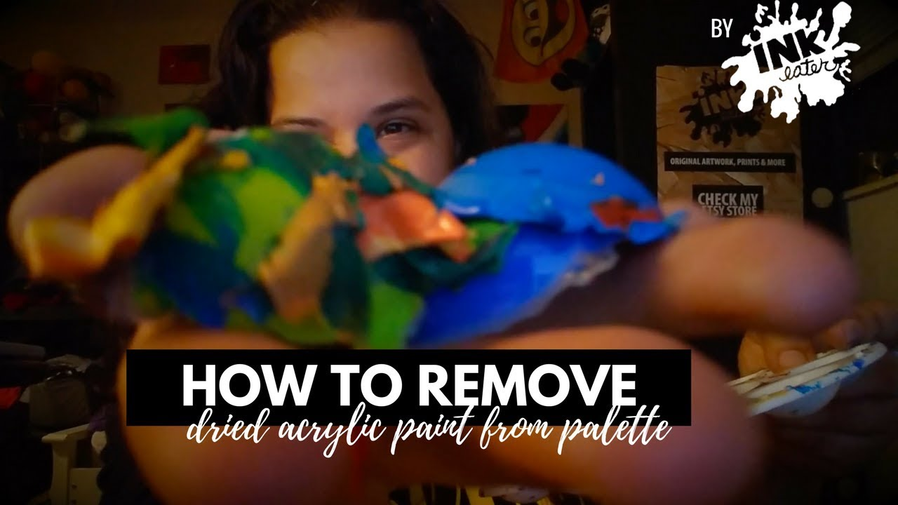 pics How to Remove Acrylic Paint from Plastic Models