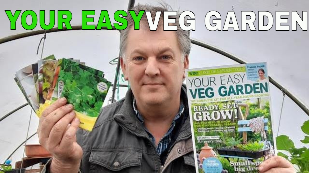 SEED REVIEW Your easy VEG GARDEN Magazine | IDEAL Starter pack for New Allotment Vegetable Gardeners